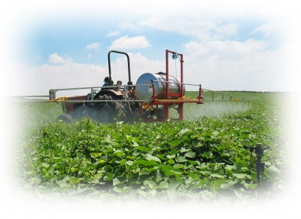 Agricultural sprayer Spray boom 6-14 m