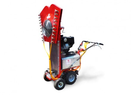 "Agricultural sprayer ""Mini – Saar 600"" low volum Sprayer"
