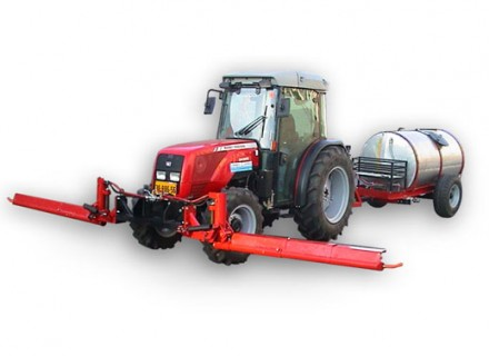 Agricultural sprayer Herbicide spray boom