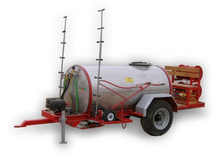 "Agricultural sprayer ""ARAVA"" Trailed greenhouse sprayer"